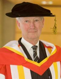 University of Limerick doctorate for founding president Ed Walsh