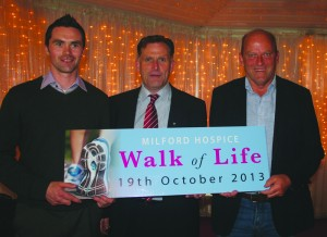 walk of life launch adare