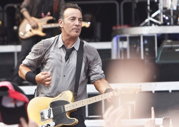 Bruce Springsteen rocks in Limerick