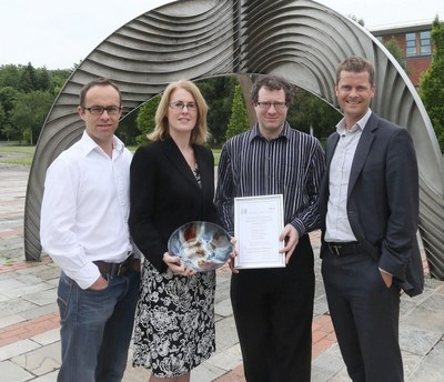 Kemmy Business School Faculty Win Award for Innovative Decision-Making Application