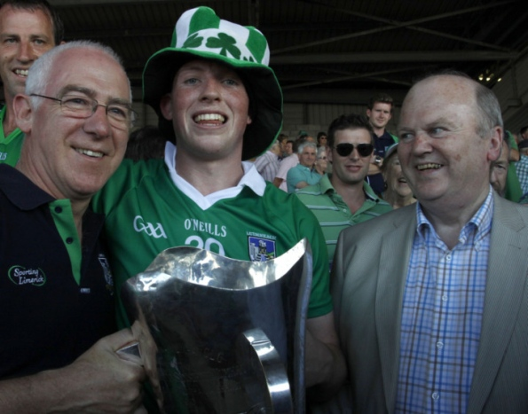 limerick hurling win