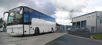 martins coach hire in limerick