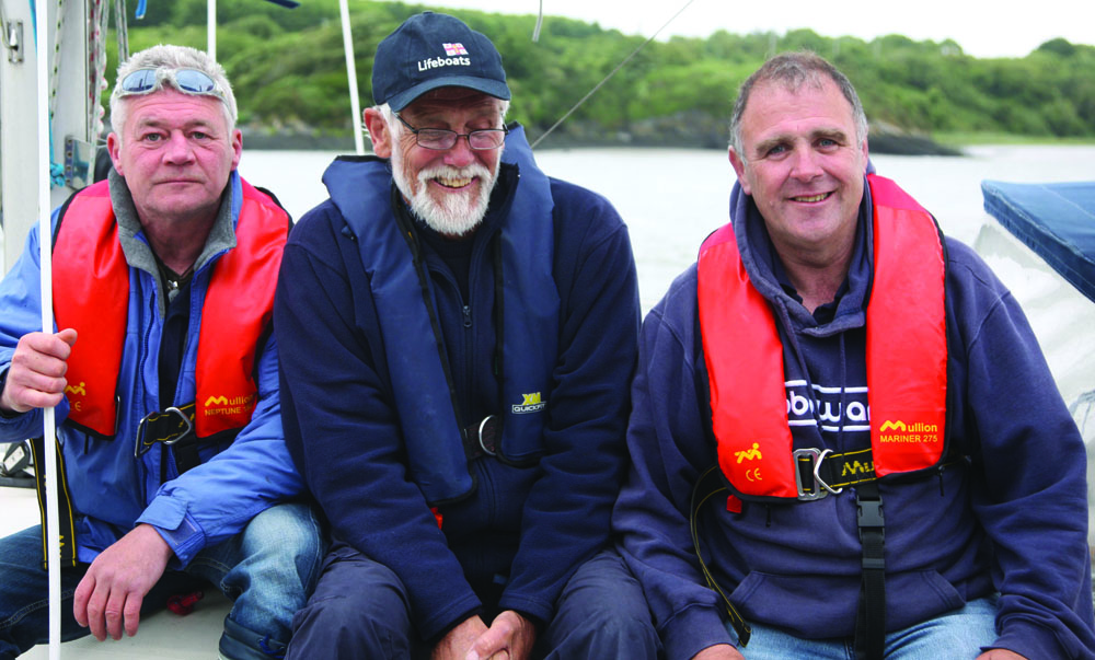 sea adventure raise funds for cancer research
