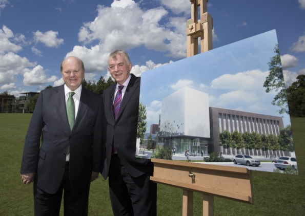 Limerick City centre in line to benefit from huge University investment