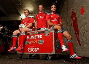 new season munster rugby kit