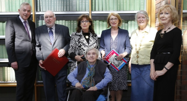 Jim Kemmy archives launched at University of Limerick