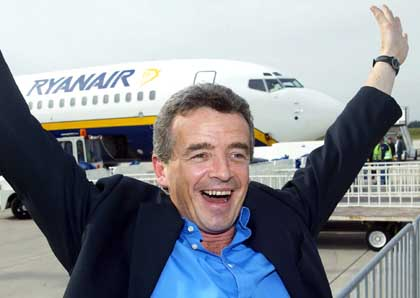 Ryanair Michael O´Leary