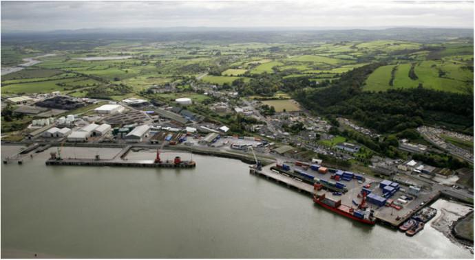 Shannon Estuary land zoning