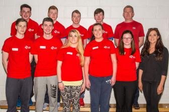 Rehab Boccia team, limerick