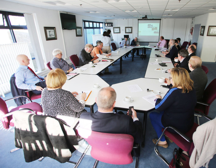 Economic and Community Plan For Limerick