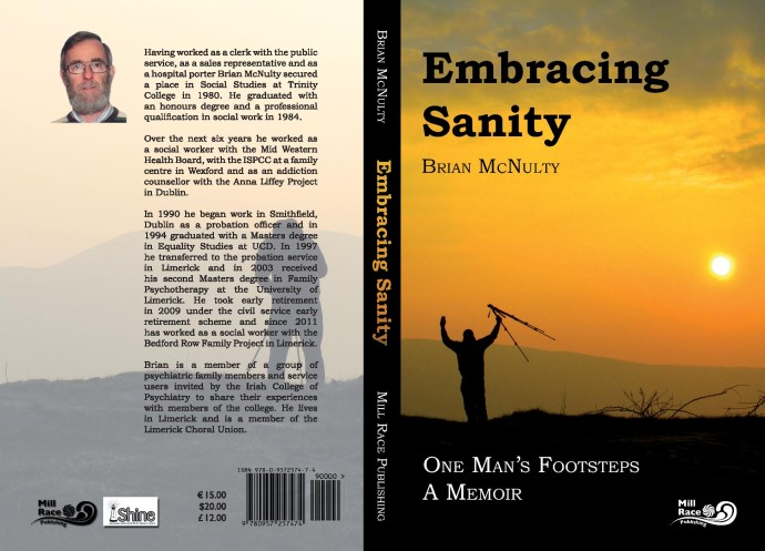 Embracing Sanity, book