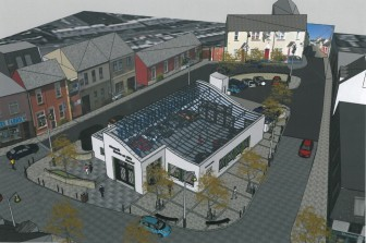 Significant progress made with Ennis Market Rejuvenation Project