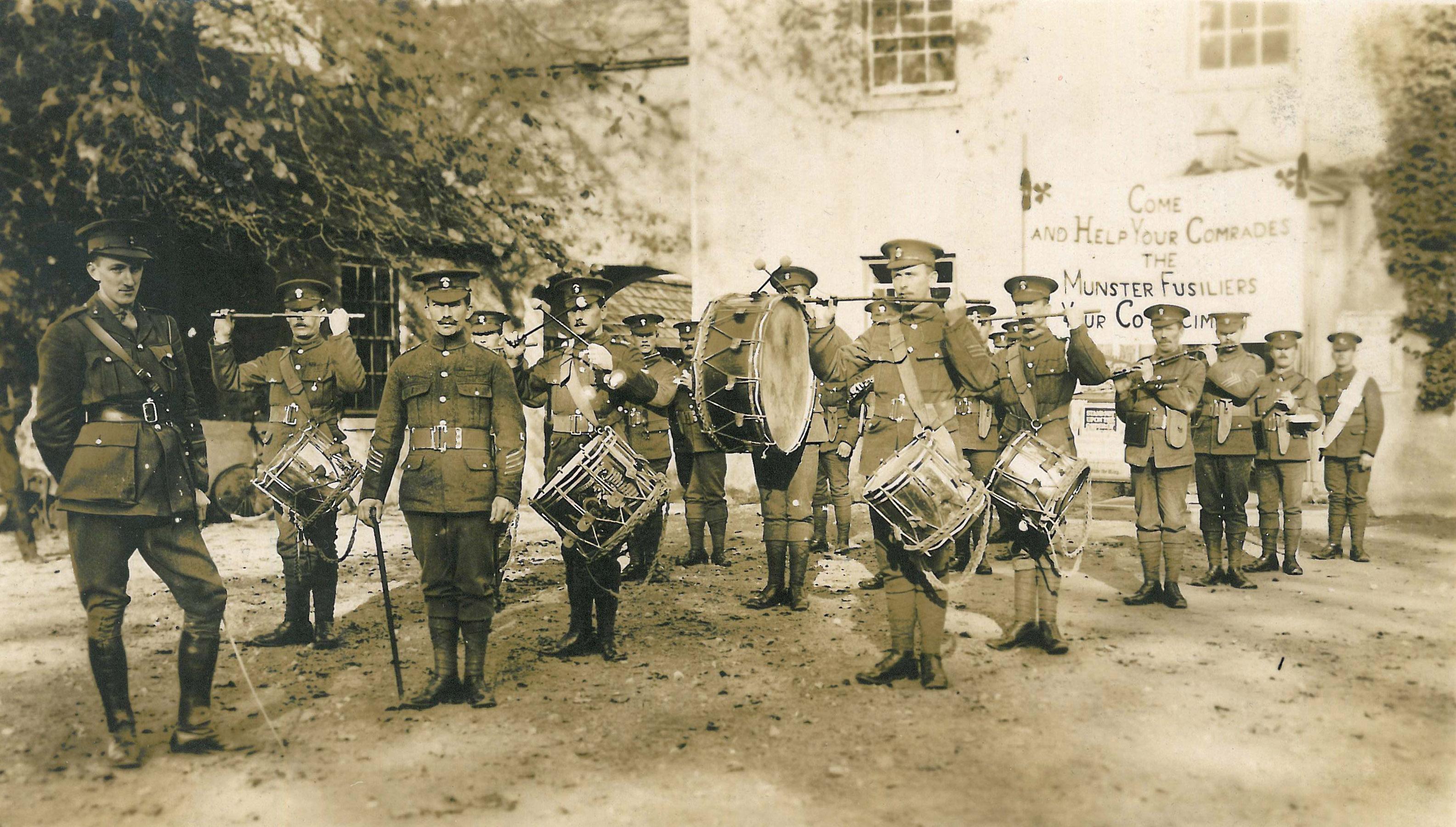 Limerick's war past