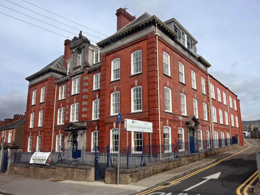 Technical Institute ( Red Tech) O'Connell Avenue, Limerick