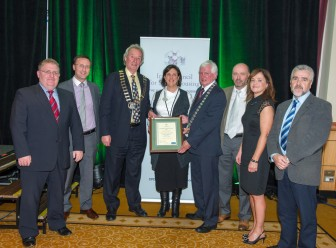 National award for social housing development in Clonlara