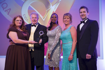 Food Court Catering Limerick Wins National Q Mark Award