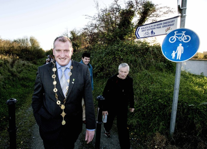 Council takes over management of the Great Southern Trail