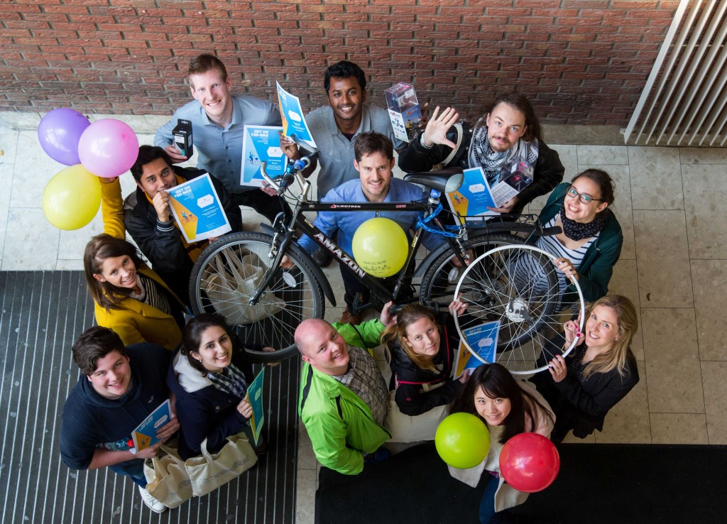 Limerick third level students pedal their way to award success