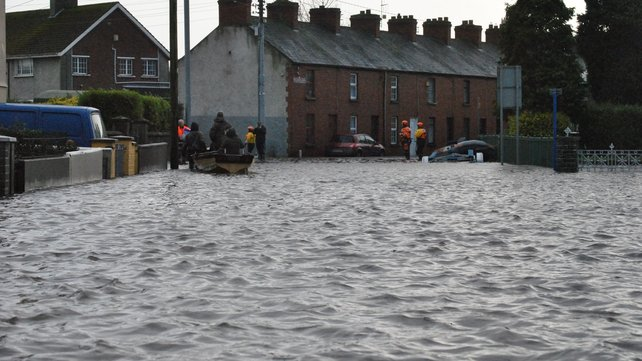 Limerick flooding update