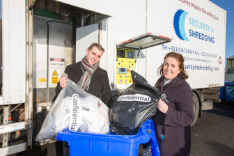 Limerick hosts free Confidential Paper-shredding event