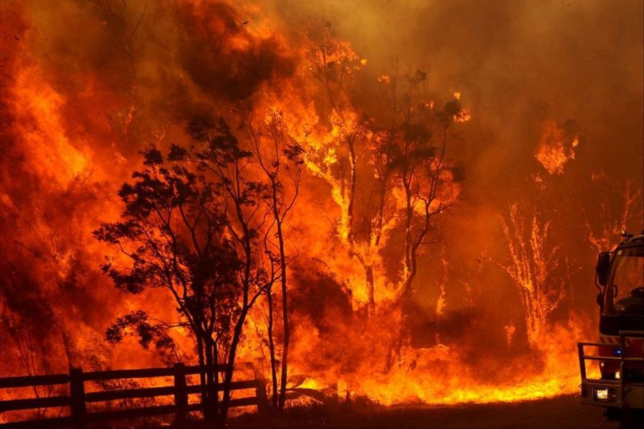 Fire Service warns against burning