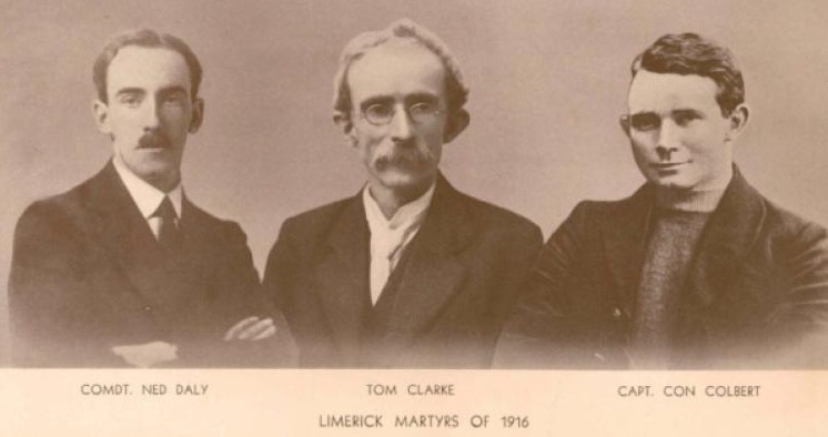 Limerick ceremonies mark 100th anniversary of Easter Rising