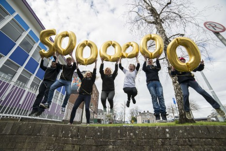 Limerick Students Walk Their Way To Award Success