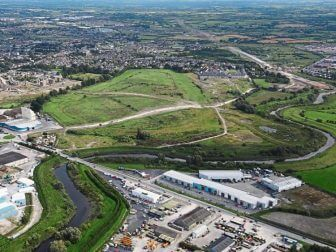 800new Homes Planned For The Former Greenpark Racecourse