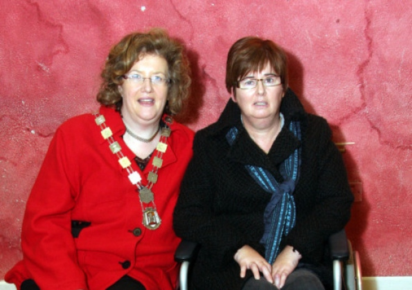 Overwhelming support for Limerick councillor battling disease