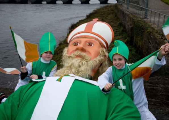 Adare Manor to go green for St Patrick's festival – Entertainment & Arts – Limerick Leader