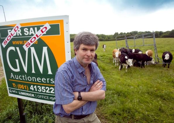 Limerick farmer makes €2.8m profit in land deal
