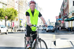 Limerick cycling instructor supports fines for cyclists