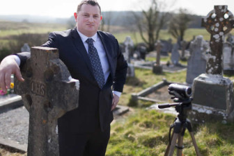 Irish funerals go live on the internet