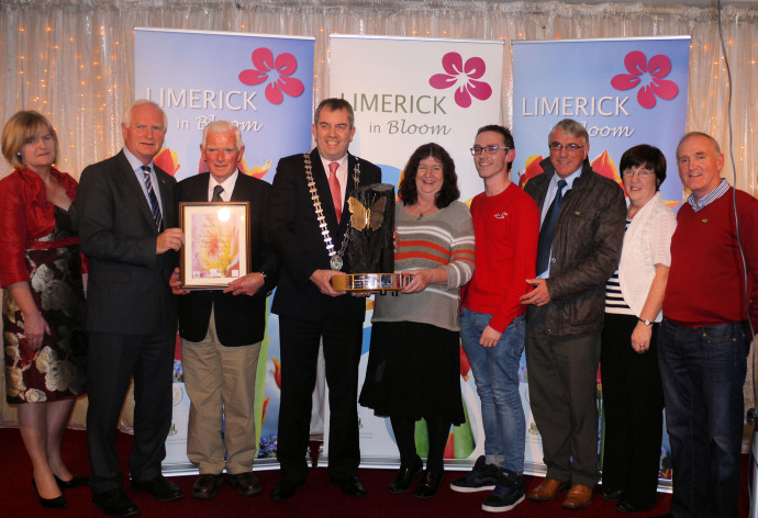 Athea retains Limerick In Bloom title