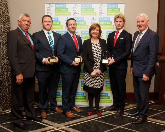 Limerick man reaches 'Ireland's Best Young Entrepreneur' National Final