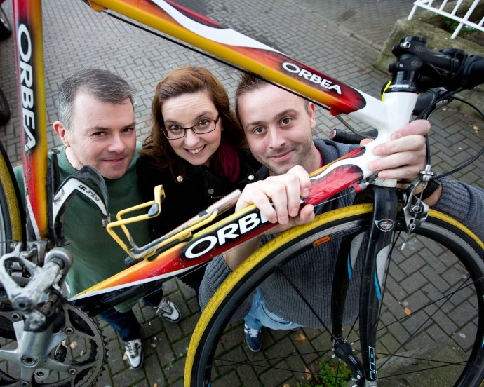 Limerick students pedal a smarter way to travel