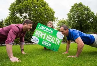 Limerick hosts successful Men's Health Week