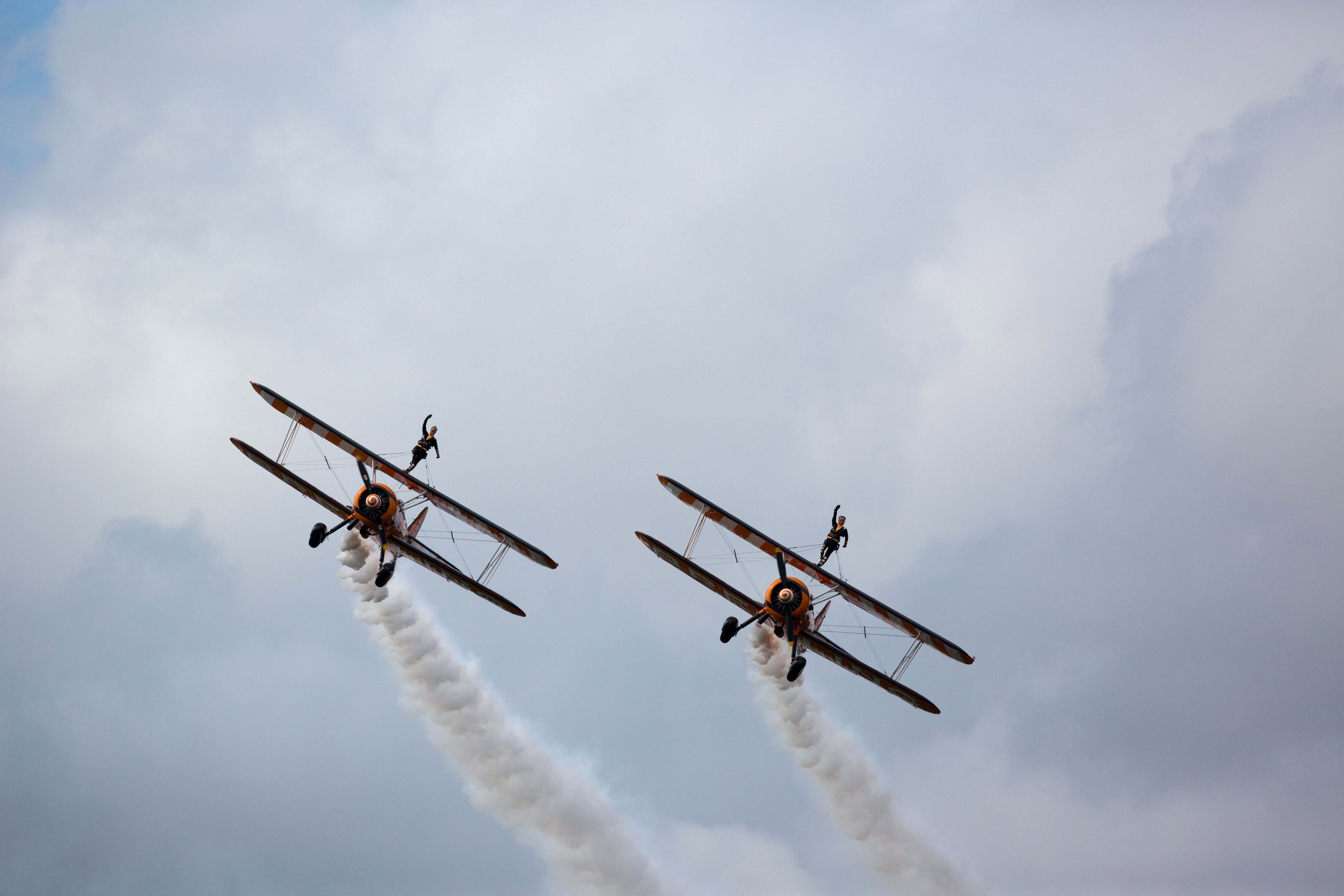 Eyes to the skies for Foynes Air Show