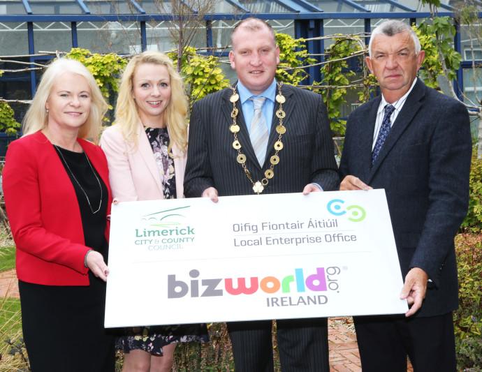 New Enterprise Programme launched for Limerick schoolchildren